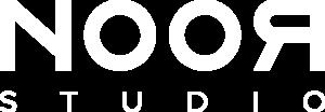 NOOR logo white